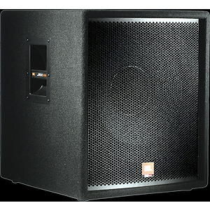 JBL JRX118SP 18&quot; Powered Subwoofer