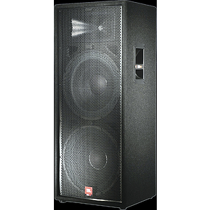 "JBL JRX125 Dual 15"" Two-Way Sound Reinforcement Speaker System"