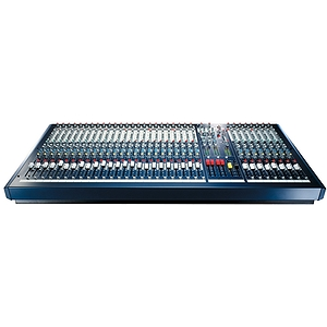 Soundcraft LX7ii Series 24-Channel Mixing Console