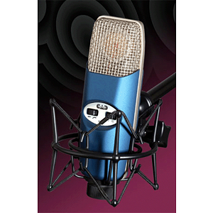 CAD M9 Cardioid Condenser Tube Microphone