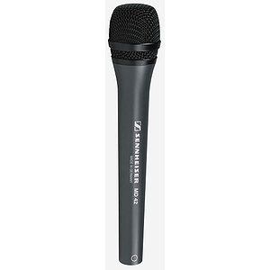 Sennheiser MD 42 Omni-directional Reporter's Microphone