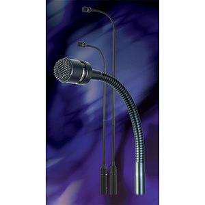 CAD MG-120B Cardioid Condenser Mini-gooseneck Microphone