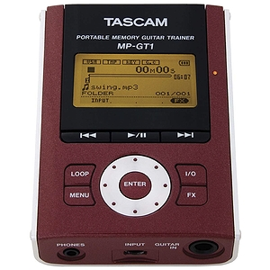 Tascam MP-GT1 MP3 Guitar Trainer