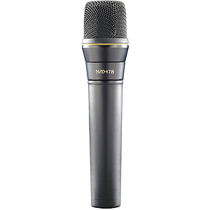 Electro-Voice N/DYM478 Dynamic Vocal Microphone - Cardioid
