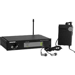 Shure PSM 400 Wireless Personal Monitor System, P4TRE3