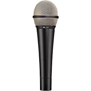 Electro-Voice PL24 Supercardioid Dynamic Vocal Microphone