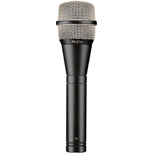 Electro-Voice PL80a Premium Dynamic Supercardioid Vocal Microphone