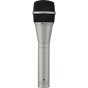 Electro-Voice PL80c Premium Dynamic Supercardioid Vocal Microphone