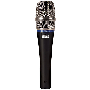 Heil PR 22 Handheld Cardioid Dynamic Vocal Microphone