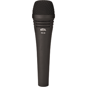 Heil PR35 Large Diaphragm Dynamic Handheld Microphone