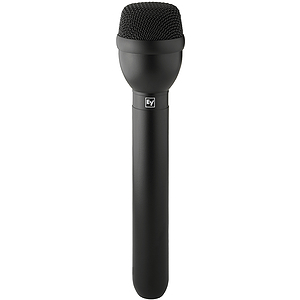 Electro-Voice RE50/B Handheld Dynamic Interview Microphone