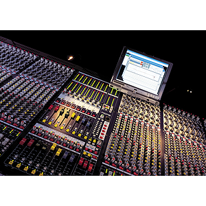 Midas Siena Series FOH/Monitor 32-Channel Mixer