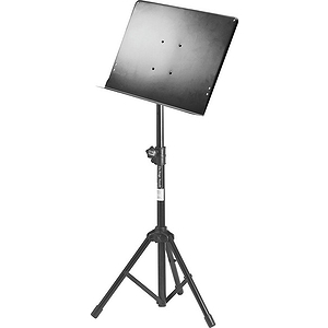 On-Stage Stands SM7211B Conductor Music Stand with Tripod Folding Base