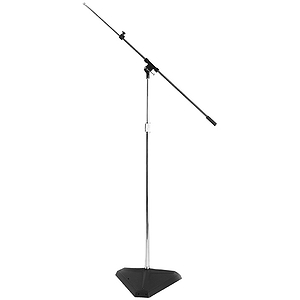 On-stage Stands SMS7630B Hex Base Studio Stand w/Telescoping Boom