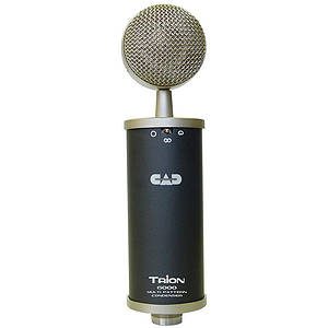 CAD Trion 6000 Multi-pattern Condenser Microphone