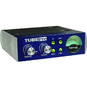 PreSonus TubePre Single Channel Tube Mic Preamplifier