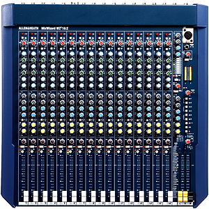 Allen & Heath MixWizard WZ3-16:2 Desk/Rack-Mount All-Purpose Mixer
