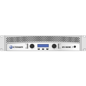 Crown XTi 1000 Power Amplifier