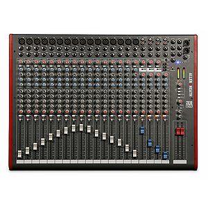 Allen & Heath ZED-24 24-Track Live/Recording Mixer w/USB