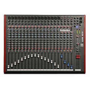 Allen & Heath ZED-24 24-Track Live/Recording Mixer w/USB