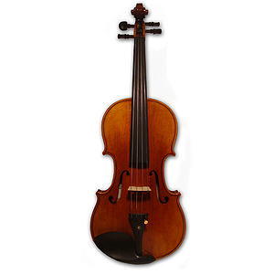 Erwin Otto 8044 Deluxe Intermediate Student Violin Outfit