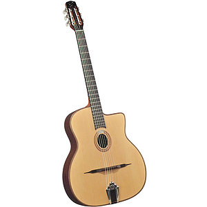 Gitane DG-340 Modele Stephane Wrembel Django Jazz Guitar