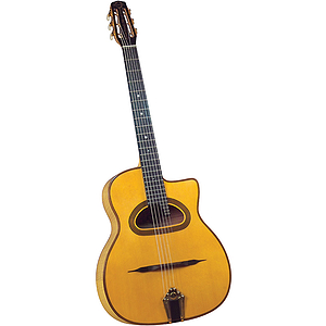 Gitane DG-370 Modele Dorado Schmitt Django Jazz Guitar