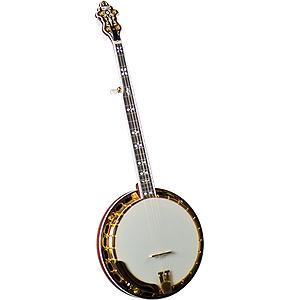 Flinthill FHB-282 Mahogany Resonator Banjo