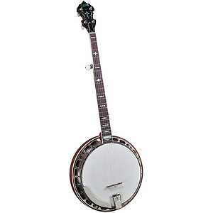Gold Star GF-85 Banjo - Style 3 Inlays