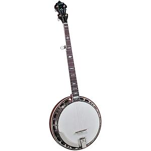 Gold Star GF-85 Banjo - Style 3 Inlays