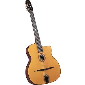 "Cigano GJ-0 ""Petite Bouche"" Student Gypsy Jazz Guitar"