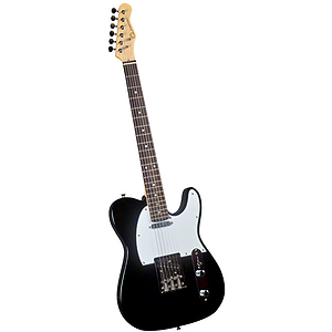 Gladiator GL-021 T-Style Electric Guitar - Black