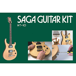 Saga HT-10 PS Style Make-Your-Own Electric Guitar Kit