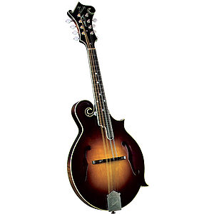 Kentucky KM-1000 Master F-Model Mandolin - Traditional Sunburst