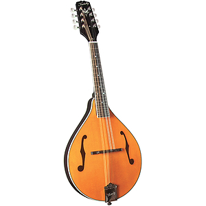 Kentucky KM-162 Artist A-Model Mandolin - Honey Amber