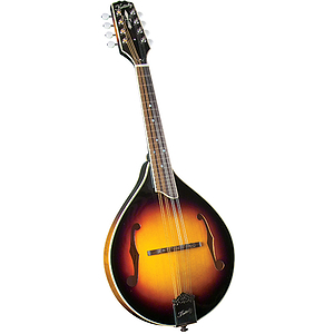 Kentucky KM-250 Artist A-Model Mandolin - Traditional Sunburst