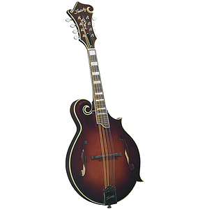 Kentucky KM-805 Artist F-Model Mandolin - Vintage Amberburst