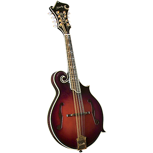 Kentucky KM-855 Artist F-Model Mandolin - Vintage Amberburst
