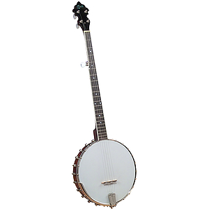 Rover RB-110 Open Back 5 String Banjo