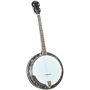 Rover RB-45T Resonator Tenor Banjo