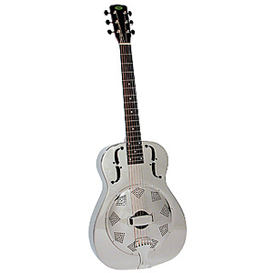 Regal Duolian Resonator, Nickel-plated Style-0 Guitar RC-2