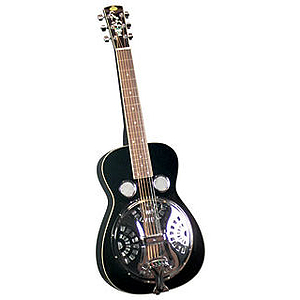 Regal RD-40B Studio Dobro - Black
