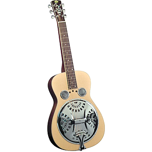 Regal RD-40NS Squareneck Studio Dobro - Natural