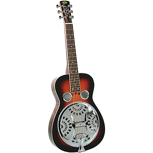 Regal RD-40VS Squareneck Studio Dobro - Vintage Sunburst
