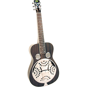 "Regal RD-52 ""Black Lightning"" Squareneck Dobro"