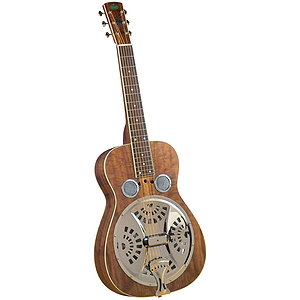 Regal RD-65 Professional Dobro - American Walnut with Natural Finish