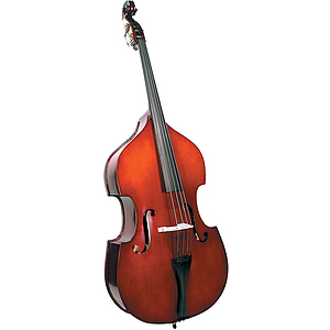 Cremona SB-2 1/2 size Student Upright Bass Outfit