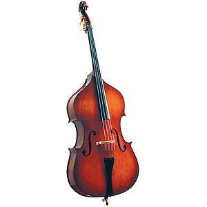 Cremona SB-3 3/4 size Student Upright Bass Outfit