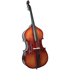 Cremona SB-4 3/4 size Student Solid-Top Upright Bass Outfit