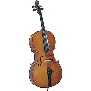Cremona SC-100 1/4 Size Premier Novice Cello Outfit